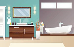 Bathroom Remodeling Contractors in St. Charles | Precision ...